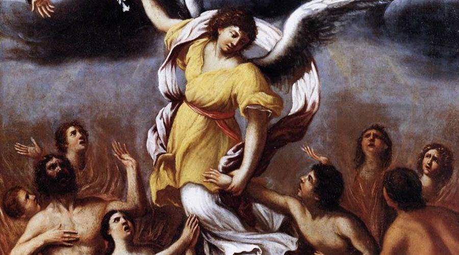¿Sabes cómo auxiliar a las almas del Purgatorio? Este especial te servirá
