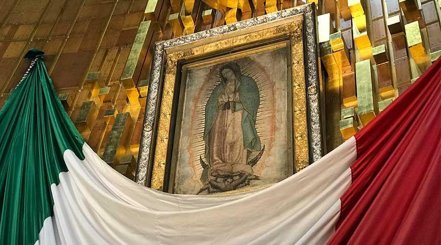 """¿Cuál es la relación de la Virgen de Guadalupe con el grito cristero """"Viva Cristo Rey""""?"""