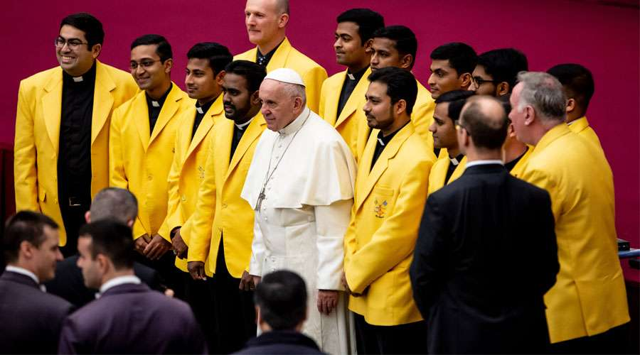 Catequesis del Papa Francisco sobre la confianza con Dios en la oración