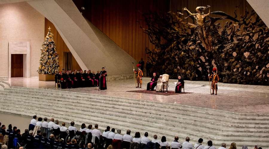 """El Papa llama a prepararse para la Navidad: """"El nacimiento de Jesús es inminente"""""""