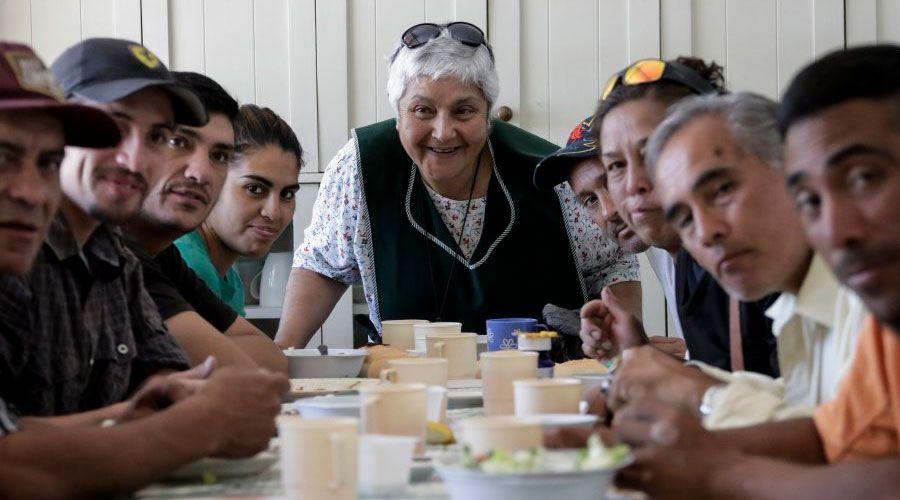 Comedor solidario: Un lugar de esperanza para las personas en situación de calle