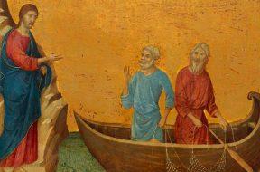 La-llamada-de-pedro-y-andres-Duccio_Wikipedia-Dominio-Publico_261218