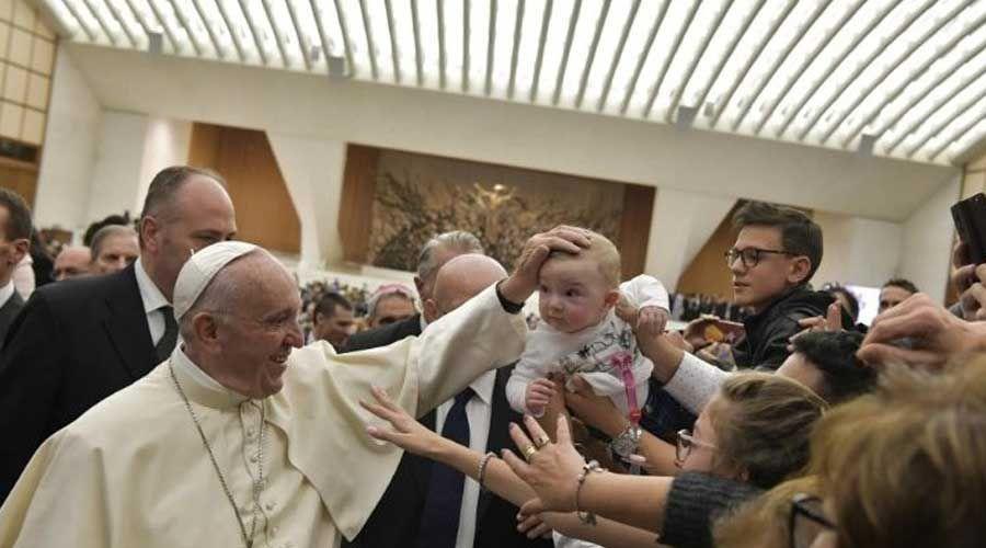 """Papa Francisco: Vivir el Adviento es """"optar por lo inédito"""" con Dios"""