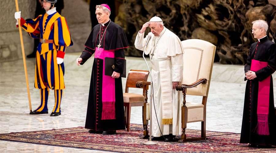 Catequesis del Papa Francisco sobre el sentido de la Navidad