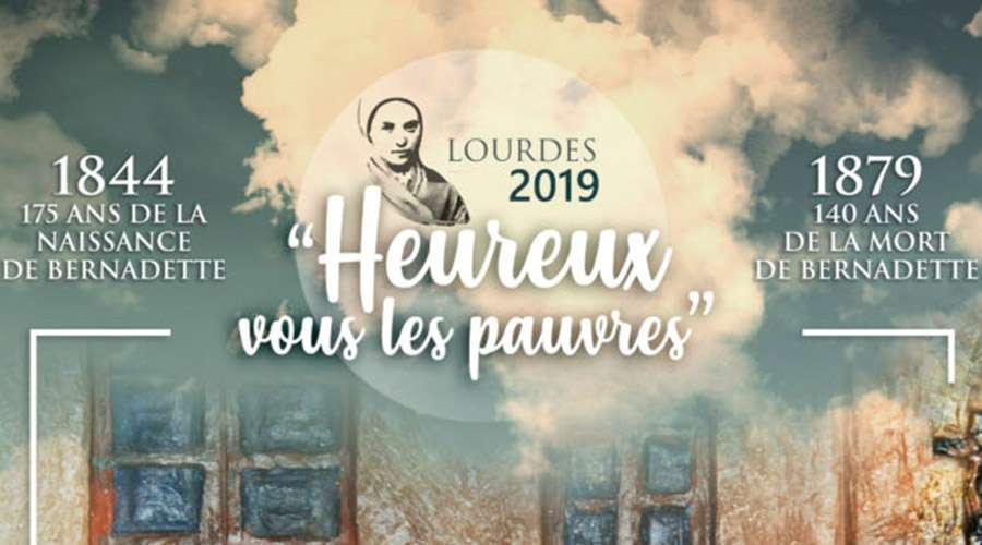 Santuario de Lourdes inaugura año jubilar de Santa Bernardette Soubirus