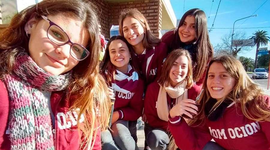 Joven argentina cambia su viaje de fin de estudios por la JMJ Panamá 2019