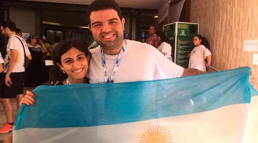 Se casaron y escogieron como luna de miel ir a la JMJ Panamá 2019