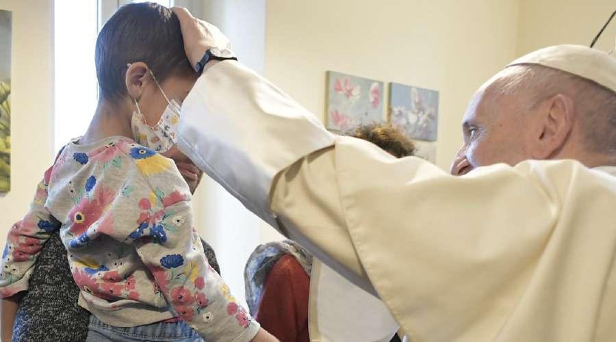 El Papa propone como modelo a Santa Madre Teresa de Calcuta para la Jornada Mundial del Enfermo