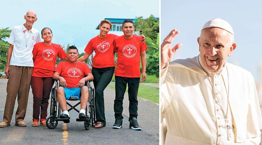 El Papa visitará esta Casa Hogar para enfermos de VIH y sida en la JMJ Panamá 2019