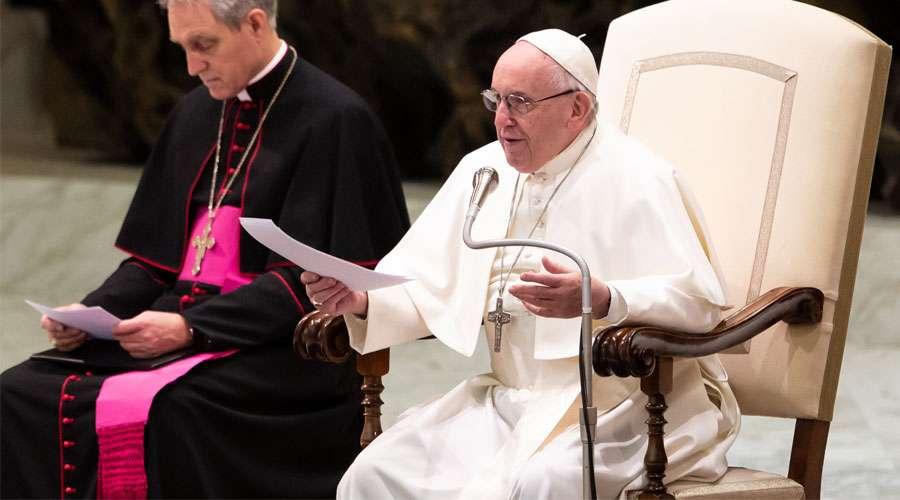 Papa Francisco: Ninguna oración a Dios queda sin ser escuchada