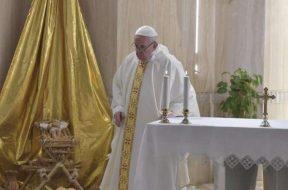 PapaSantaMarta7enero2019_VaticanMedia