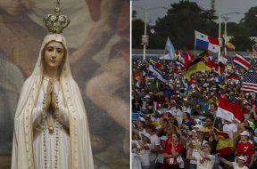 VirgendeFatima-DanielIbanez-ACIPrensa–Peregrinos-FlickrJMJPanama2019-27012019