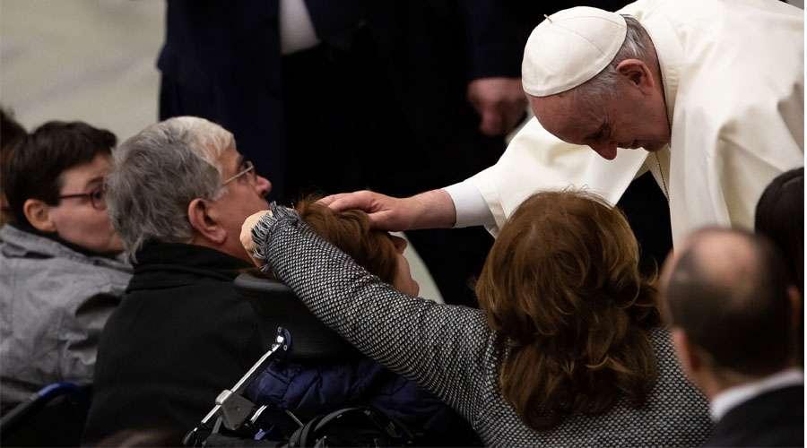 Catequesis del Papa Francisco sobre la importancia de la oración