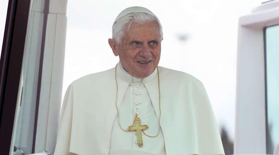 Hoy hace seis años Benedicto XVI renunció al pontificado