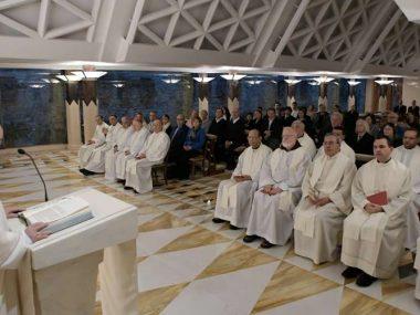 PapaCasaSantaMarta_18feb2019_VaticanMedia