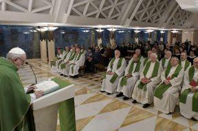 PapaCasaSantaMarta_19feb2019_VaticanMedia