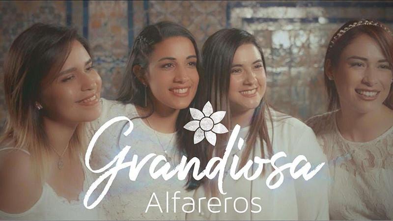"""Alfareros lanza nuevo videoclip """"Grandiosa"""": una declaración de amor de Dios para ti"""