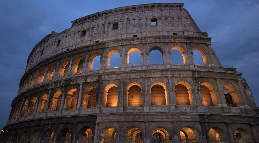 Marcha de oración en Roma por mártires de nuestro tiempo
