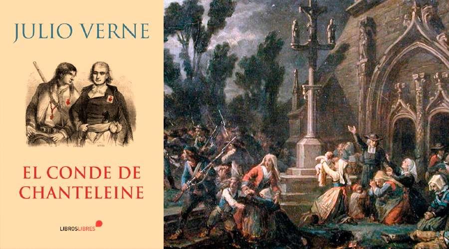 La novela censurada de Julio Verne que narra la persecución a católicos en la Revolución Francesa
