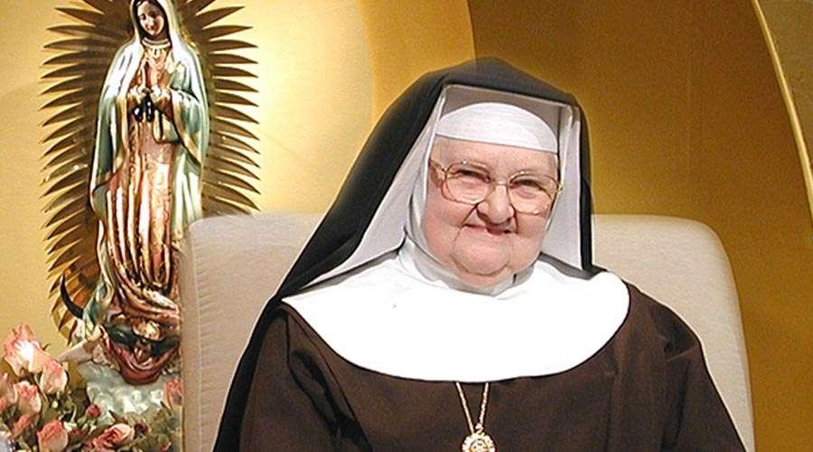 Se cumplen 3 años del fallecimiento de la Madre Angélica, fundadora de EWTN