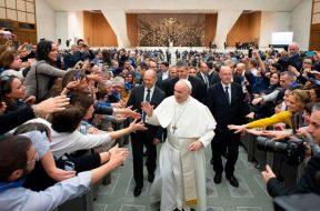PapaFranciscoAudienciaCooperativas_VaticanMedia_16032019