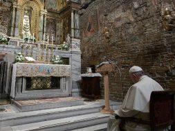 PapaFranciscoEnLoreto_25marzo2019_VaticanMedia