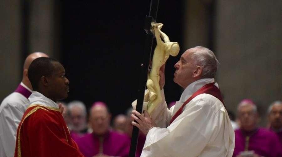No te pierdas el programa de celebraciones del Papa para esta Semana Santa
