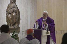 PapaSantaMarta_7marzo2019_VaticanMedia