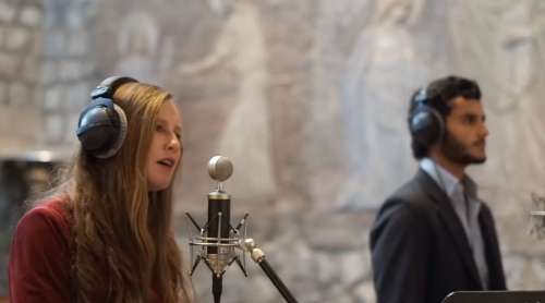 """Jóvenes católicos lanzan nuevo disco """"Ven y Verás"""""""