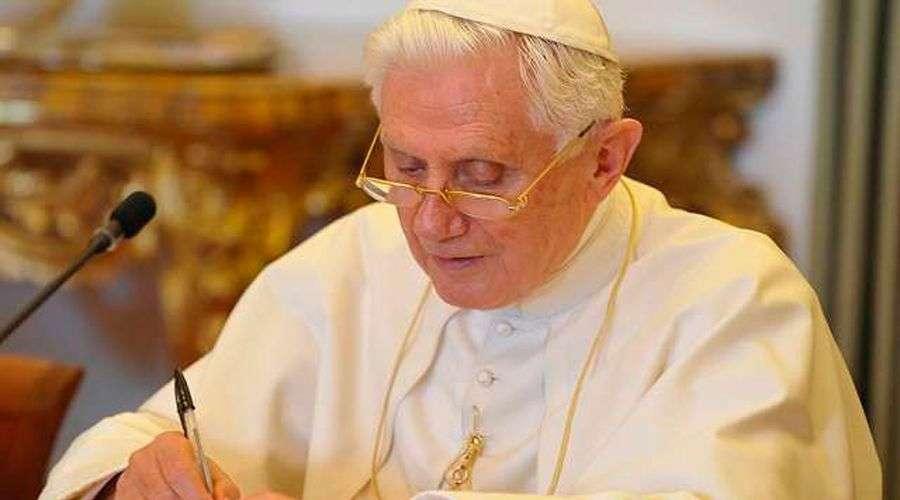 Resultado de imagen de Benedicto XVI