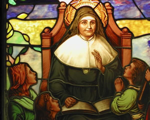 Santa Julia Billiart. Hacer creíble la bondad de Dios