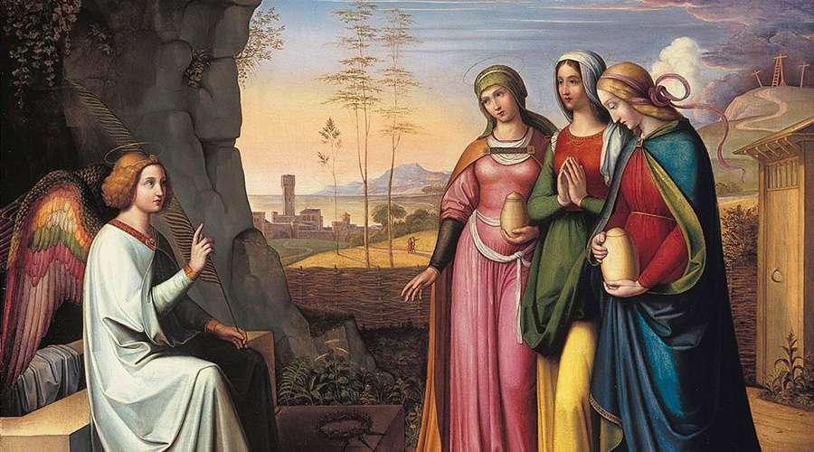 ¿Por qué hoy la Iglesia Católica celebra el «Lunes del Ángel»?