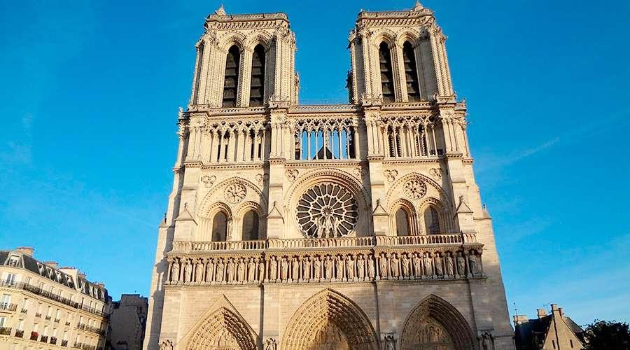 Esta es la historia de la Catedral de Notre-Dame en París