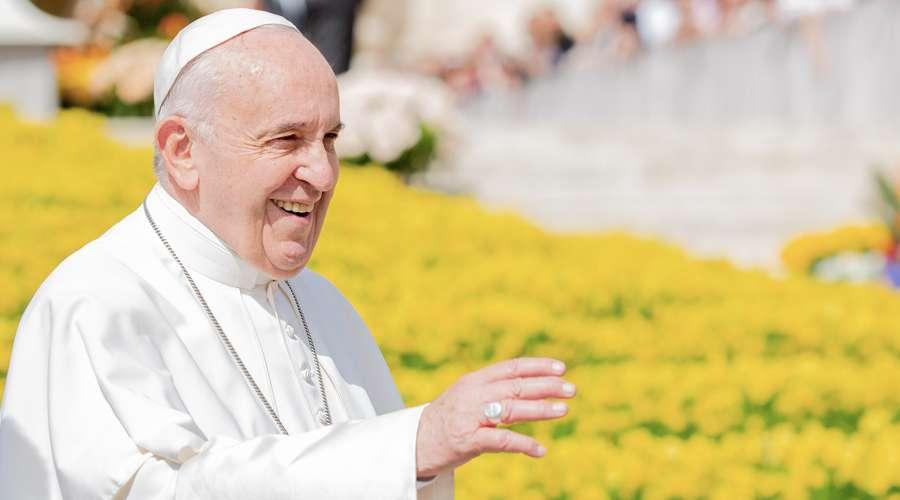 Así felicitó la Pascua el Papa Francisco en la Audiencia General