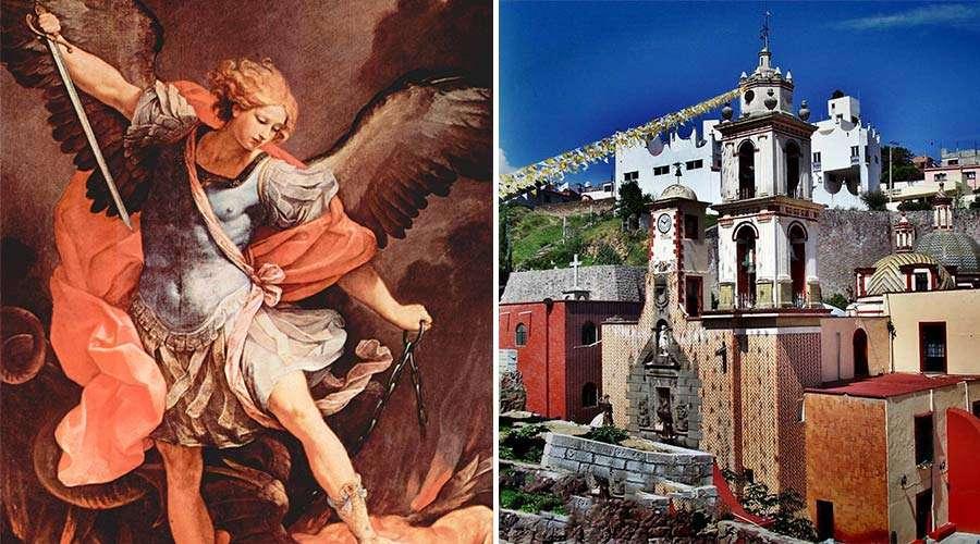 ¿Sabías que el Arcángel San Miguel se apareció en México?