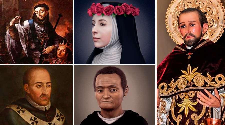 Historia de los 5 primeros santos de América será llevada a la televisión