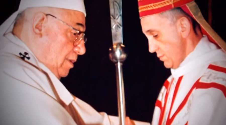 El Papa Francisco supo que sería obispo un 13 de mayo, día de la Virgen de Fátima