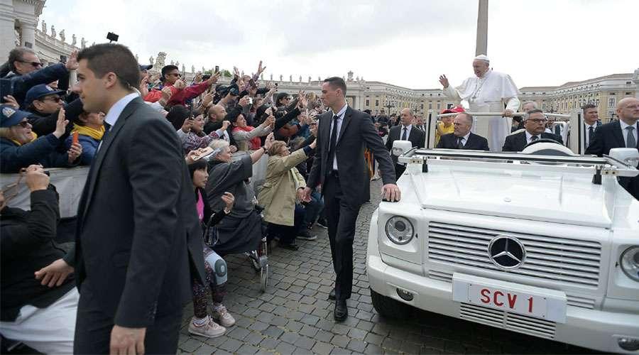 Vaticano explica principales hitos del viaje del Papa Francisco a Rumanía