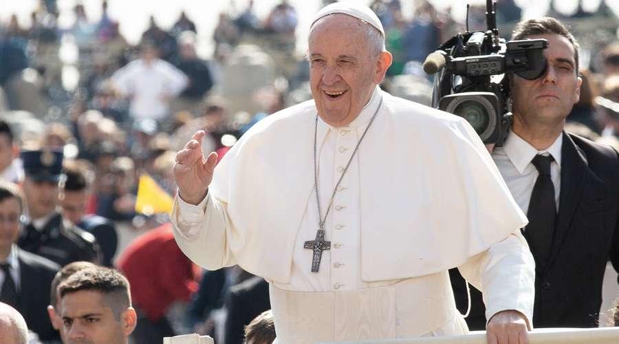 Papa Francisco anima en la Audiencia General a ser evangelizadores apasionados y creativos