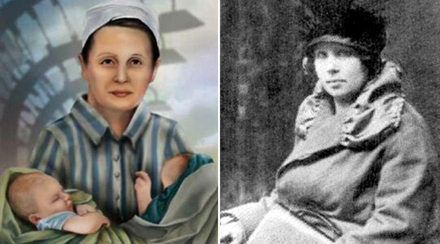 Recuerdan a mujer que arriesgó su vida para salvar a miles de recién nacidos en Auschwitz