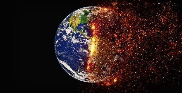 Papa Francisco pide luchar contra el cambio climático por el bien de la humanidad