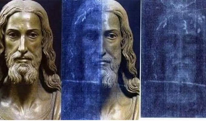 Reconstruyen en 3D el Sudario de Turín y estos fueron los resultados