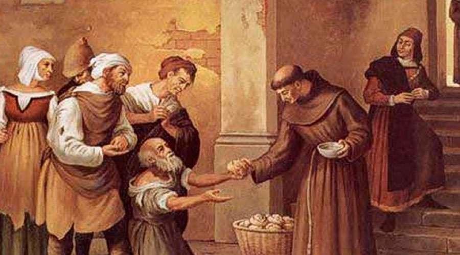 Así nació la tradición del pan de San Antonio