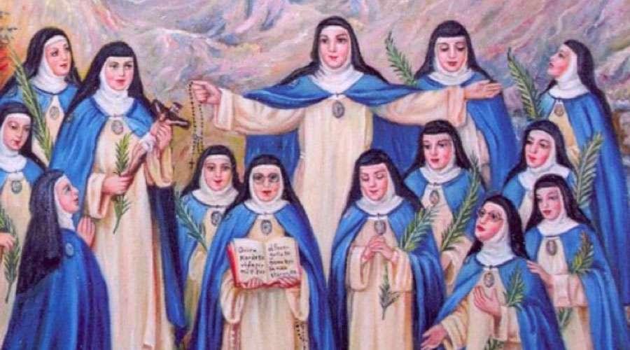 Conoce la historia de las 14 mártires concepcionistas que serán beatificadas