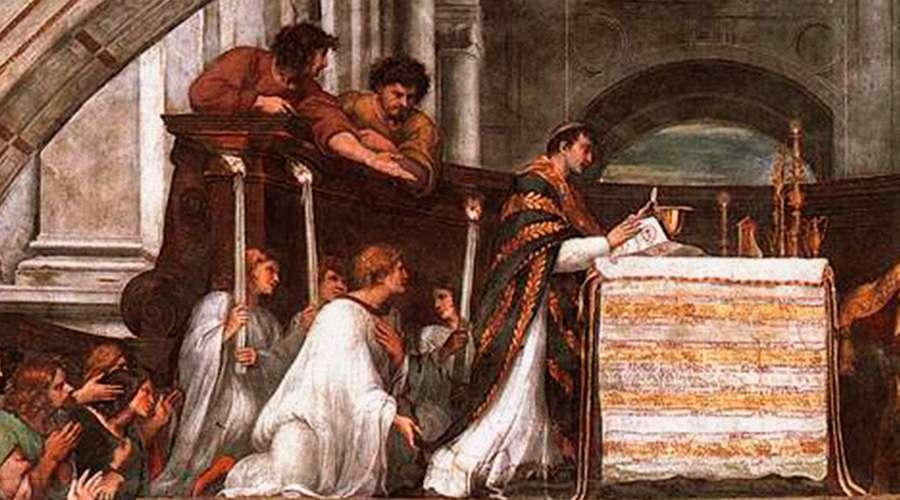El milagro eucarístico con el que se instituyó la Solemnidad del ...