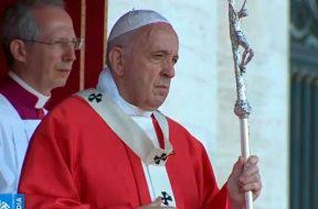 Papa-Francisco-Youtube-Vispera-Pentecostes-08062019