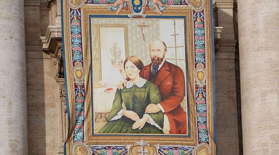 La bella historia de amor de Luis y Celia Martin, padres de Santa Teresa de Lisieux