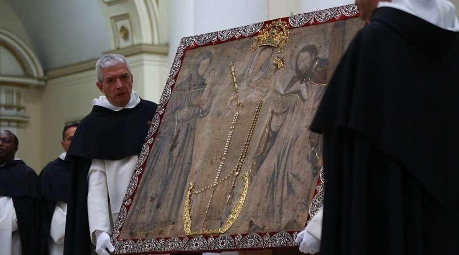 Así se celebró los 100 años de coronación de la Virgen de Chiquinquirá