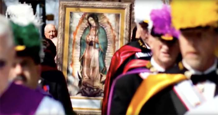 Guadalupe el Milagro y el Mensaje». Un documental para recordar el amor de nuestra Madre