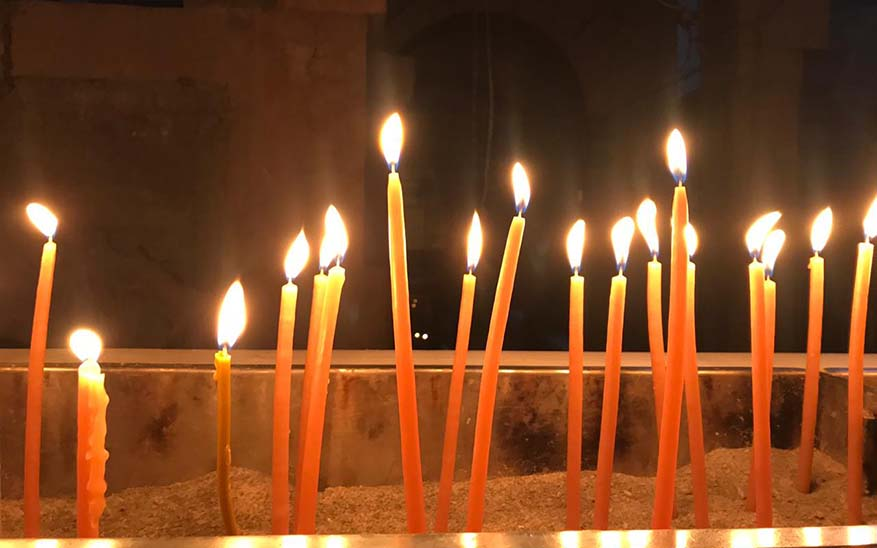 ¿Quién cuida la llave del Santo Sepulcro? Un video que muestra este significativo ritual